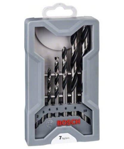 BOSCH 7-dijelni set PointTeQ svrdla za metal HSS