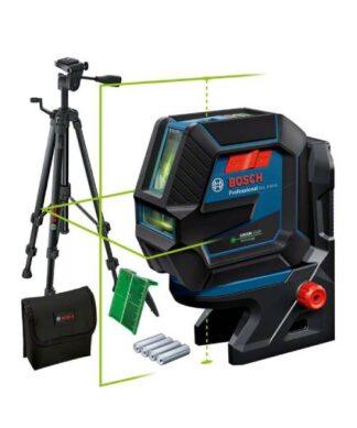 BOSCH križni laserski nivelir GCL 2-50 G + BT 150