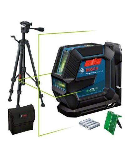 BOSCH laserski nivelir GLL 2-15 G + stativ