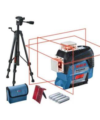 BOSCH laserski nivelir GLL 3-80 C + stativ