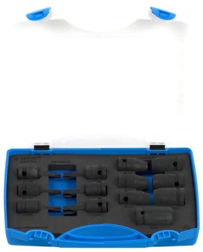 UNIOR set nasadnih ključeva IMPACT s TX profilom 1/2″