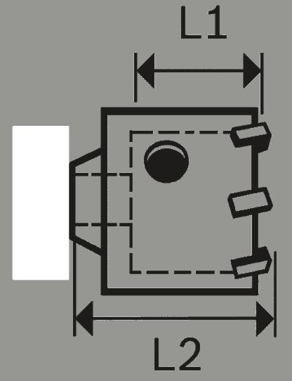 BOSCH SDS-plus-9 CoreCutter  3-dijelni set kruna