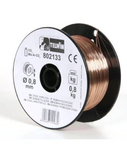 TELWIN žica za zavarivanje 0,8mm/0,8kg 802133