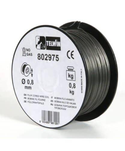 TELWIN žica za zavarivanje 0,8mm/0,8kg punjena prahom 802975