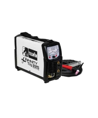 TELWIN aparat za zavarivanje INFINITY 225 DC-HF/LIFT VRD 200A 816089