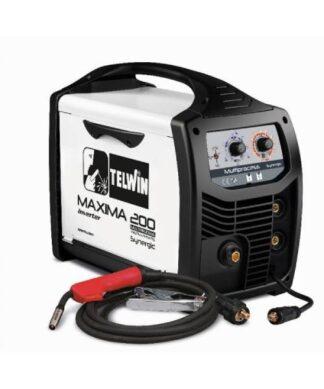 TELWIN aparat za zavarivanje Synergic MAXIMA 200 170A 816087