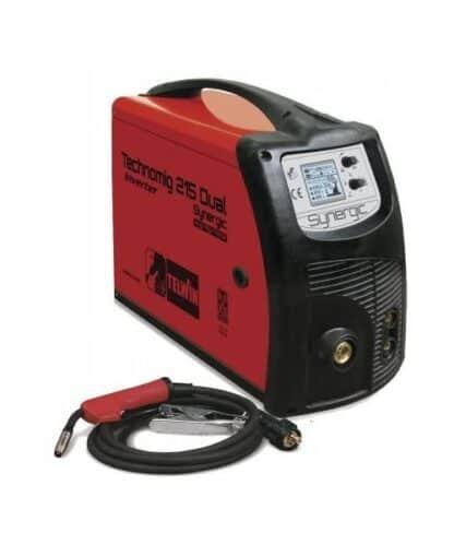 TELWIN aparat za zavarivanje Synergic TECHNOMIG 215 220A 816053