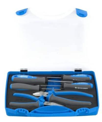 UNIOR 6-dijelni set kliješta i izvijača
