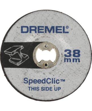 DREMEL brusna ploča EZ SpeedClic 2 kom SC541