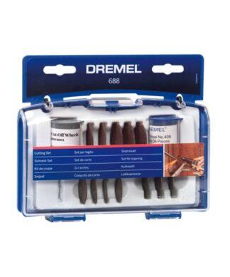 DREMEL 68-dijelni set za rezanje 688