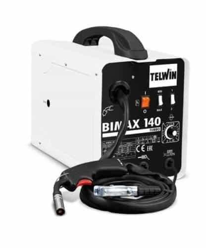 TELWIN aparat za zavarivanje BIMAX 140 TURBO 120A 821076