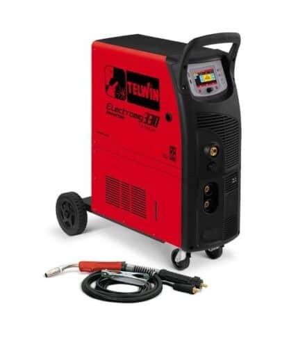 TELWIN aparat za zavarivanje ELECTROMIG 330 WAVE 300A 816061