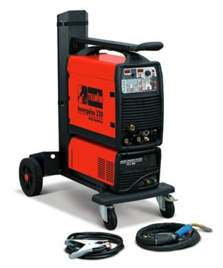 TELWIN aparat za zavarivanje INVERPULSE 320 RA 300A 815336