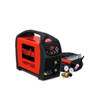 TELWIN aparat za zavarivanje TECHNOLOGY TIG 230 DC 220A 852055