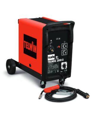 TELWIN aparat za zavarivanje TELMIG 200/2 220A 821056