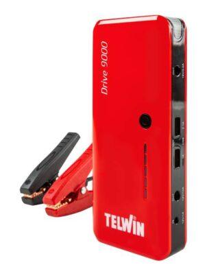 TELWIN multi starter/punjač DRIVE 9000 12V Li-Ion 829565