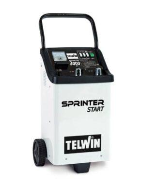 TELWIN punjač/starter SPRINTER 3000 START 12/24V 45A 829390
