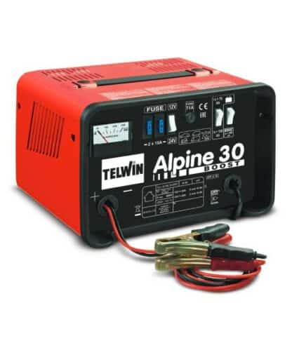 TELWIN punjač ALPINE 30 BOOST 12/24V 30A CODE807547