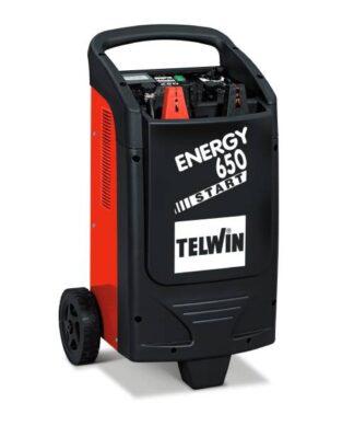 TELWIN punjač/starter ENERGY 650 START 12/24V 100A 829385