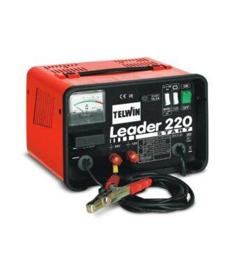 TELWIN punjač/starter LEADER 220 START 12/24V 20A 807539