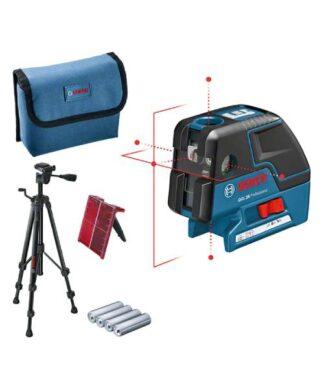 BOSCH kombinirani laser GCL 25P + BT 150