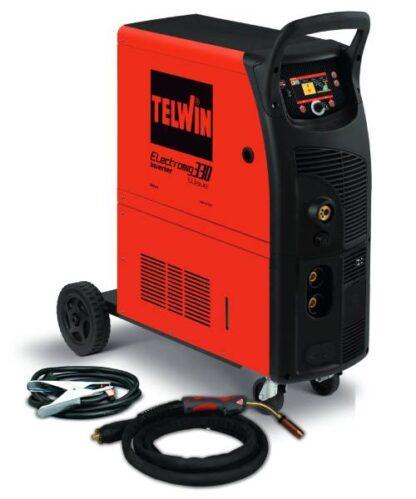TELWIN aparat za zavarivanje ELECTROMIG 330 WAVE AQUA 300A 816062