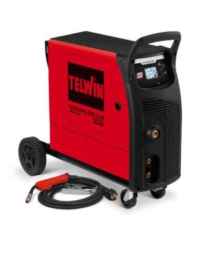 TELWIN aparat za zavarivanje dual Synergic TECHNOMIG 225 220A 816057