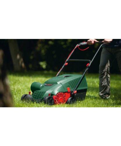 BOSCH električni prozračivač travnjaka UniversalRake 900