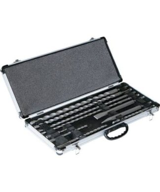 MAKITA 10-dijelni set SDS-plus-3 svrdla i dlijeta D-42385