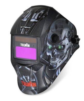 TELWIN fotoosjetljiva maska za zavarivanje STREAM ROBOT 804234