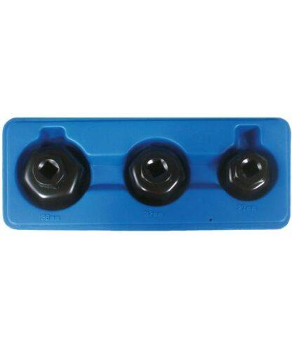 BGS 3-dijelni set ključeva za filtar ulja 27 / 32 / 36 mm pro+ 1037